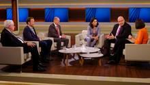 """G20-Talk bei """"Anne Will"""" in der ARD"""