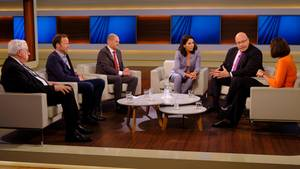 "G20-Talk bei ""Anne Will"" in der ARD"