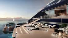 Ritz-Carlton auf See
