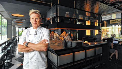 Die Tipps vom britischen Starkoch Gordon Ramsay helfen beim Kochen