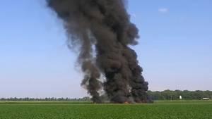 Keiner der Insassen überlebte den Absturz der Militärmaschine im US-Bundesstaat Mississippi