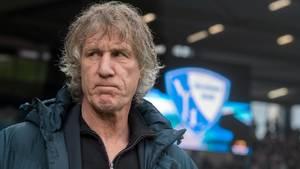 VfL Bochum - Trainer Gertjan Verbeek - Entlassung