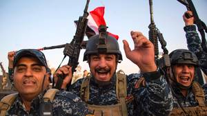 Irak: Regierungschef Abadi erklärt offiziell Sieg über IS in Mossul