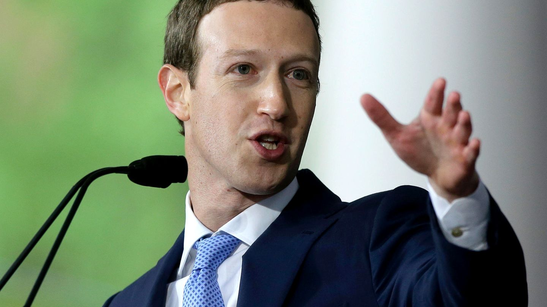 Mark Zuckerberg, Chef von Facebook
