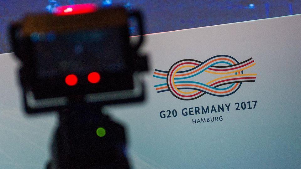 Beim G20-Gipfel in Hamburg wurde mehreren Journalisten die Akkreditierung entzogen