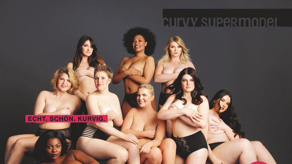 Curvy Models - Kurven sind sexy