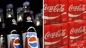 Pepsi gegen Coca Cola