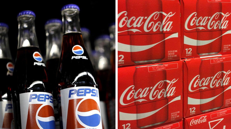 Coca Cola Null für die Ernährung