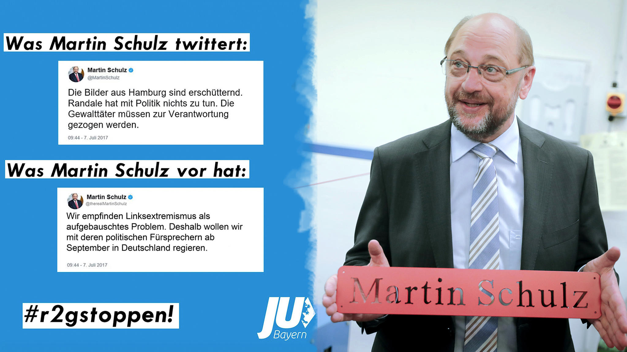 SPD Chef Martin Schulz Wirbt In Russland Für Holzfenster
