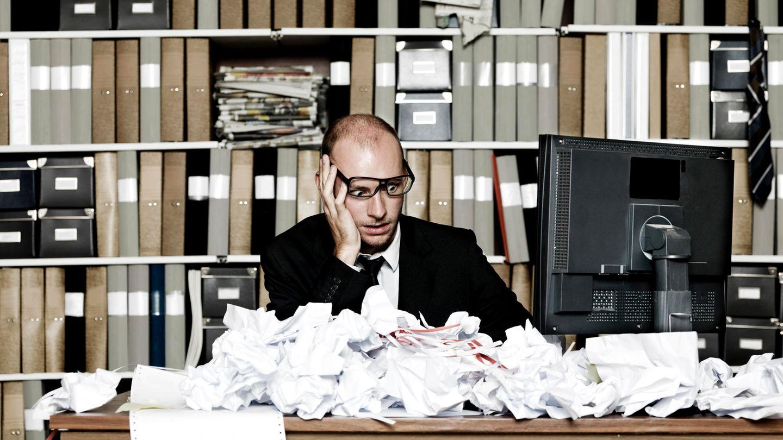 Im Job - erkennt der Chef, dass man nichts kann?