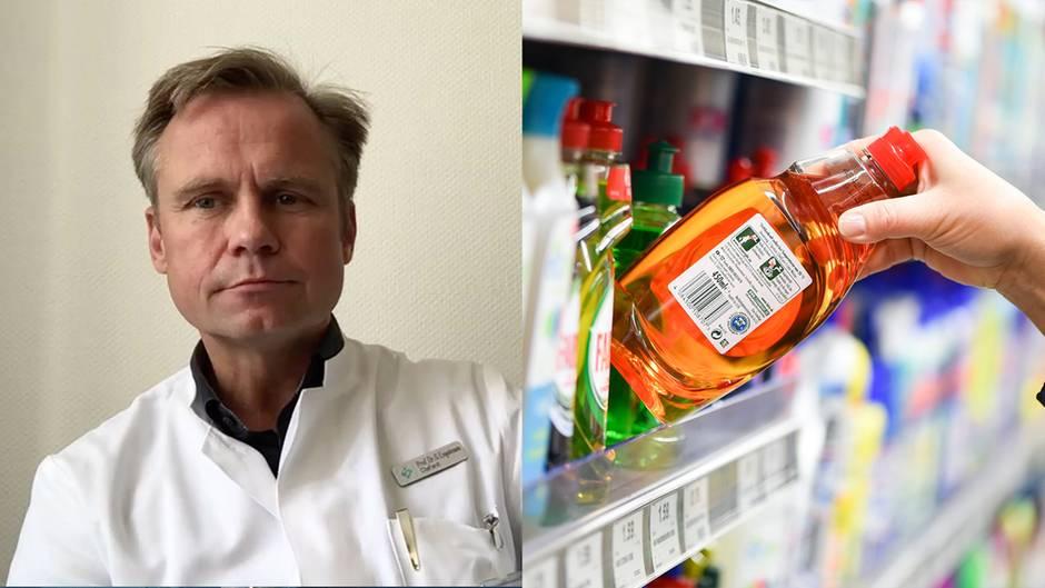 Verschluckte Gegenstände: Tipps vom Kinderarzt: Wann Sie mit Kindern ins Krankenhaus sollten