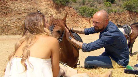 """""""Die Bachelorette"""" bei RTL: Dirty Talk unterm Schokobrunnen"""