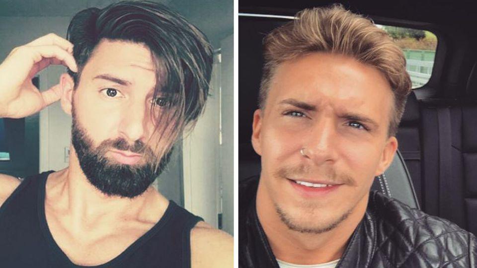 """TV-Kuppelshow: #Rosenboys: Die """"Bachelorette""""-Kandidaten im Instagram-Check"""