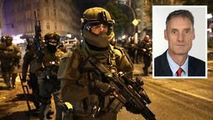 Bei den gewalttätigen Protesten in Hamburg setzte die Polizei ein SEK ein
