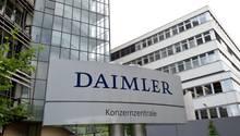Im Mai wurden bei Daimler umfassende Razzien durchgeführt