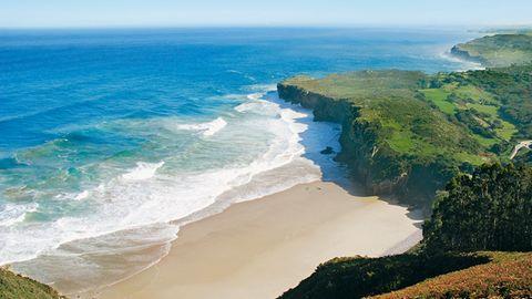 Camino del Norte in Asturien: Immer am Meer entlang: Wandern auf Spaniens schönstem Küstenweg