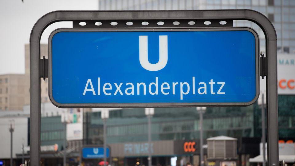 Berlin U-Bahn-Schubser