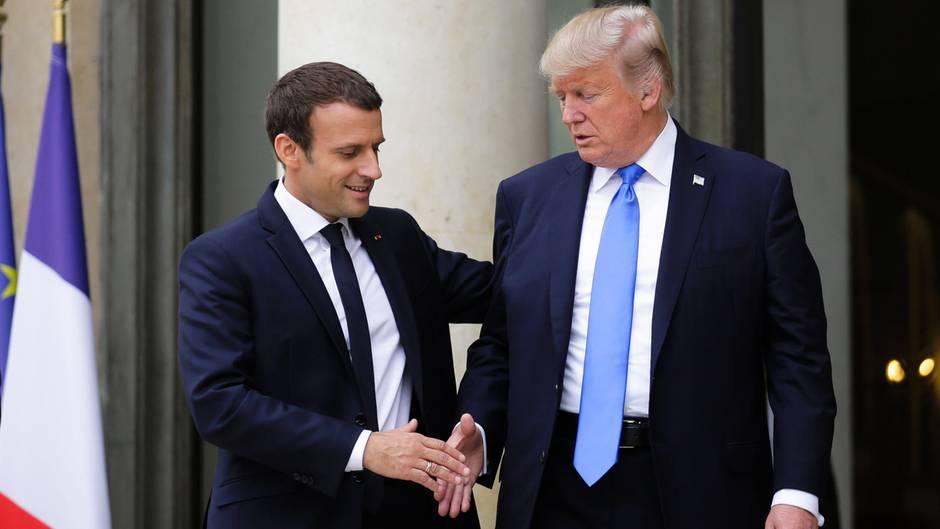 Feierlichkeiten in Paris haben begonnen