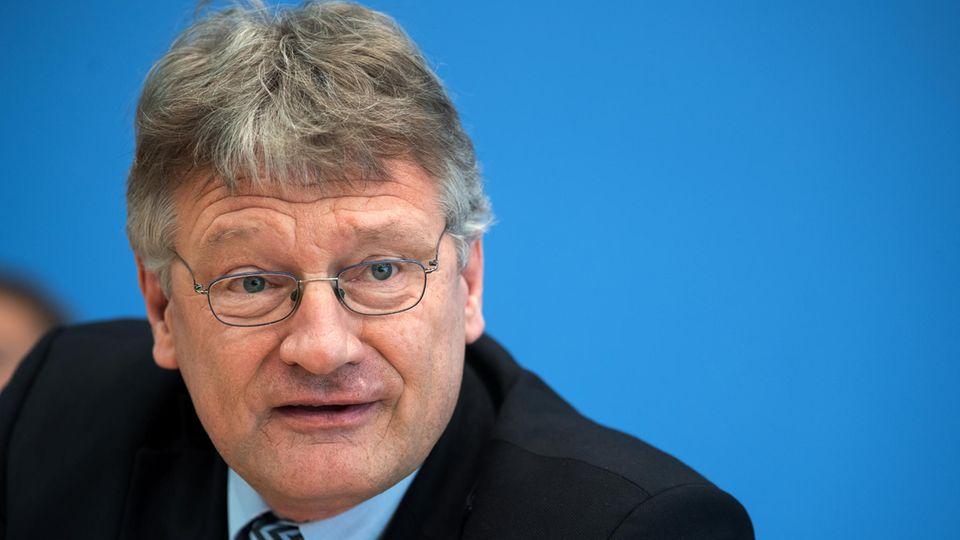 Jörg Meuthen von der AfD: Klage gegen ARD und ZDF für mehr Auftritte in Polittalkshows
