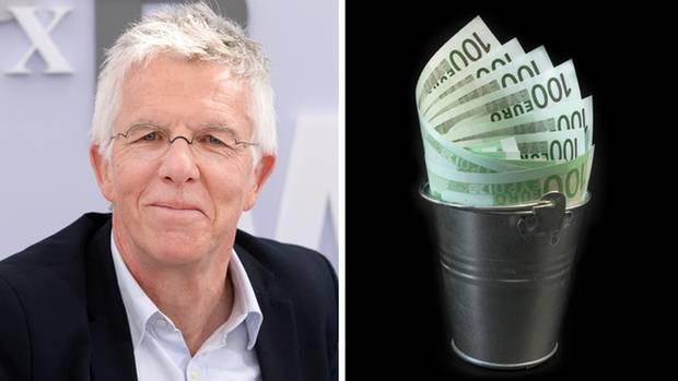 Ökonom Thomas Straubhaar setzt sich für das Grundeinkommen ein