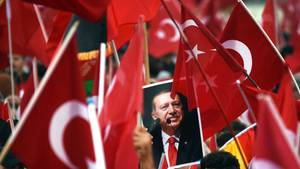 Der harte Kurs Erdogans spaltet die Türkei