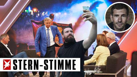M. Beisenherz: Sorry, ich bin privat hier: Das war der Gipfel!
