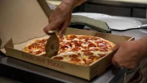 Schlechte Pizza? Dafür gibt's Bewährungsstrafe