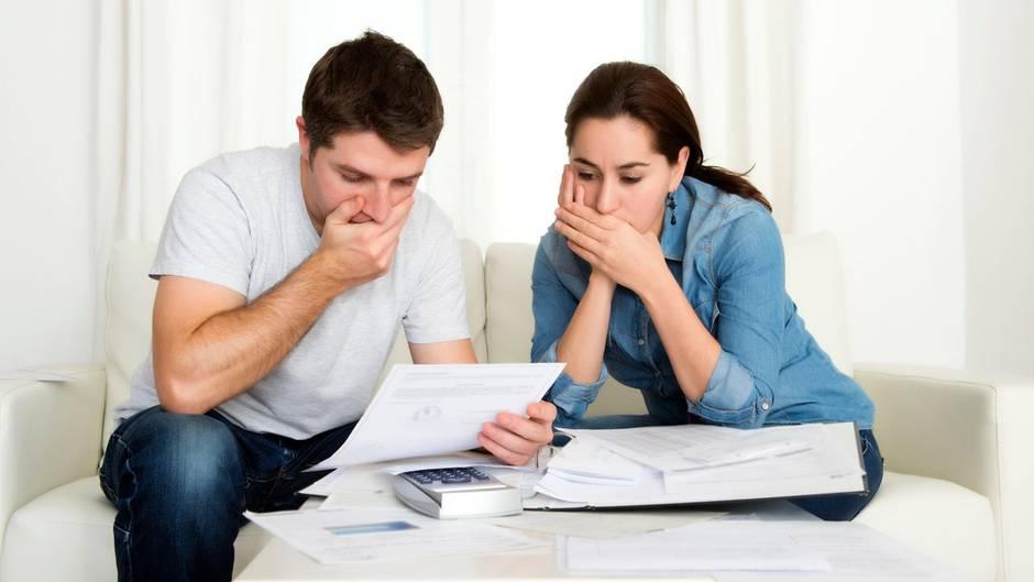 Sollten die Kreditkosten steigen, wird es zu finanziellen Engpässen kommen.