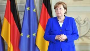 Angela Merkel: Deutschland will mehr Druck auf Nordkorea