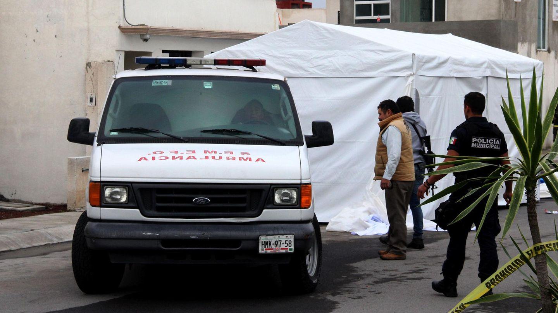 Elf Menschen starben bei dem Angriff auf ein Kinderfest in Mexiko, darunter zwei Kinder