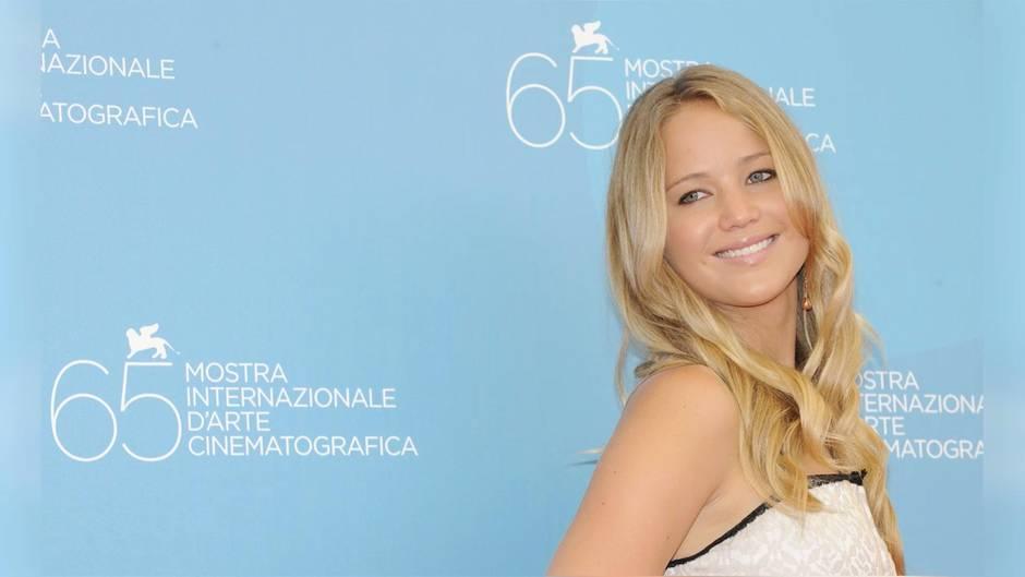 Oscar-Gewinnerin: 7 ungewöhnliche Fakten über Schauspielerin Jennifer Lawrence
