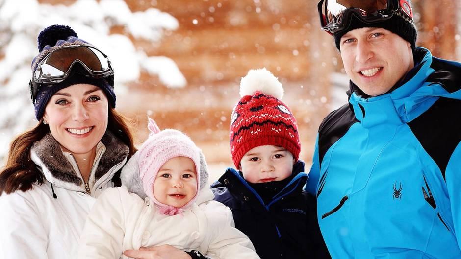Britisches Vorzeigepaar: Die Liebesgeschichte von Prinz William und Herzogin Kate