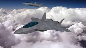 Airbus hat vor einem Monat dies Vision eines Future Combat Air Systems vorgestellt.