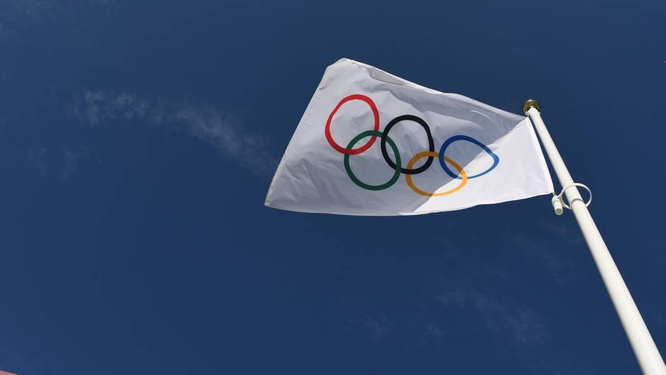 Weht die Olympia-Flagge in 15 Jahren in NRW? (Archivbild)