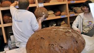 Filiale einer Hofpfister-Bäckerei