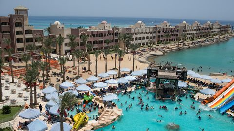 Ägypten Hurghada