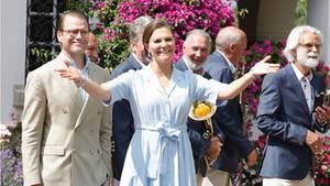 Kronprinzessin Victoria wird 40