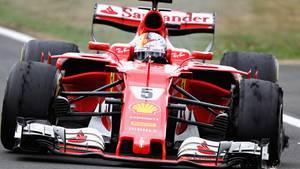 Formel 1 Sebastian Vettel