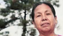 María de Jesús Patricio aus Mexiko
