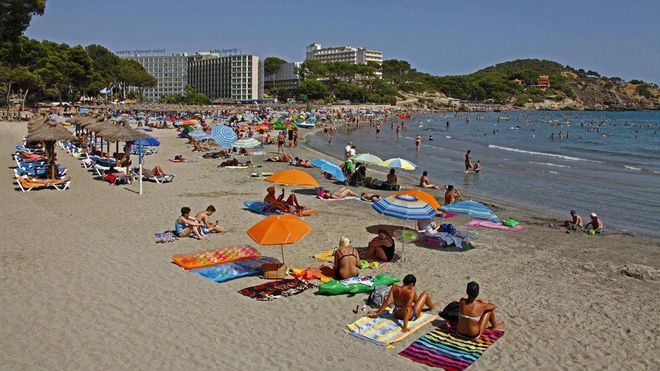 Mallorca Paguera Strand