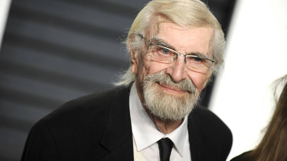 Martin Landau bei der Vanity Fair Oscar Party in Beverly Hills