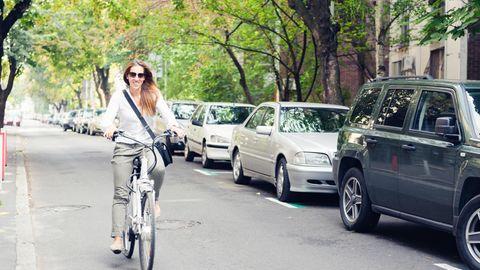 Mit Motor wird Radfahren ohne Mühe möglich.