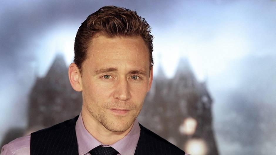 Charmanter Schauspieler: Mit Prinz William auf der Schule - was Sie über Tom Hiddleston wissen sollten