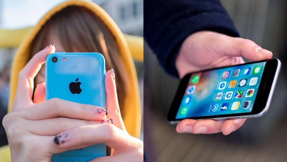 """iPhone-Trick: So machen sie trotz fast vollem Speicher ein """"Notfallfoto"""" mit dem iPhone"""