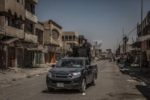 Mossul: Fünf deutsche IS-Anhängerinnen im Irak festgenommen – auch 16-jährige Sächsin?