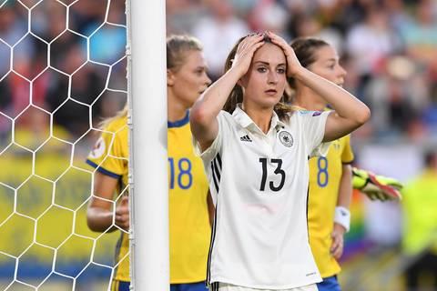 Torloses Remis: DFB-Damen starten nur mäßig in die EM