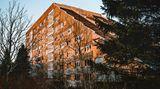 """NVA-Hotel in Frauenwald  Im Ilm-Kreis liegt mitten im Thüringer Wald das Erholungsheim """"Auf dem Sonnenberg""""."""