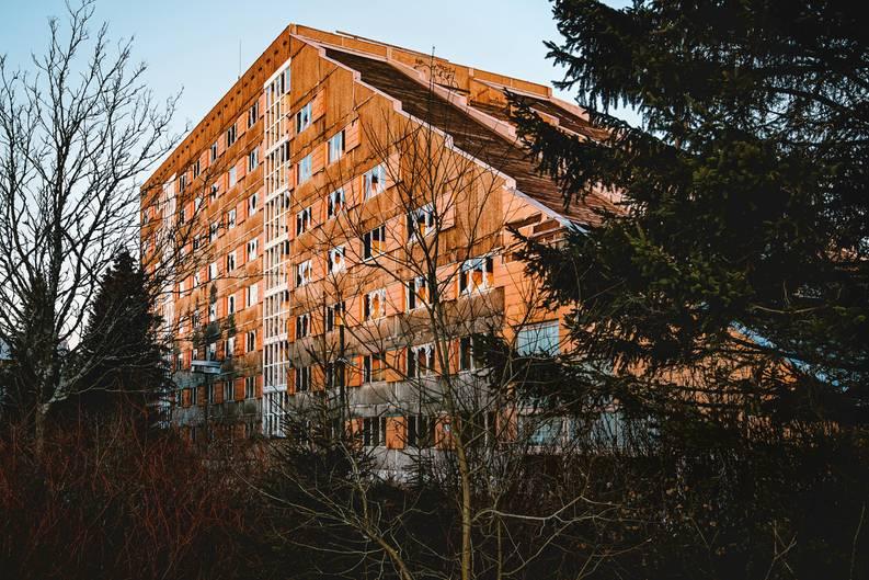 lost places thüringen karte Verlassene Orte in Thüringen: Geisterhotels und Geisterdörfer zum  lost places thüringen karte