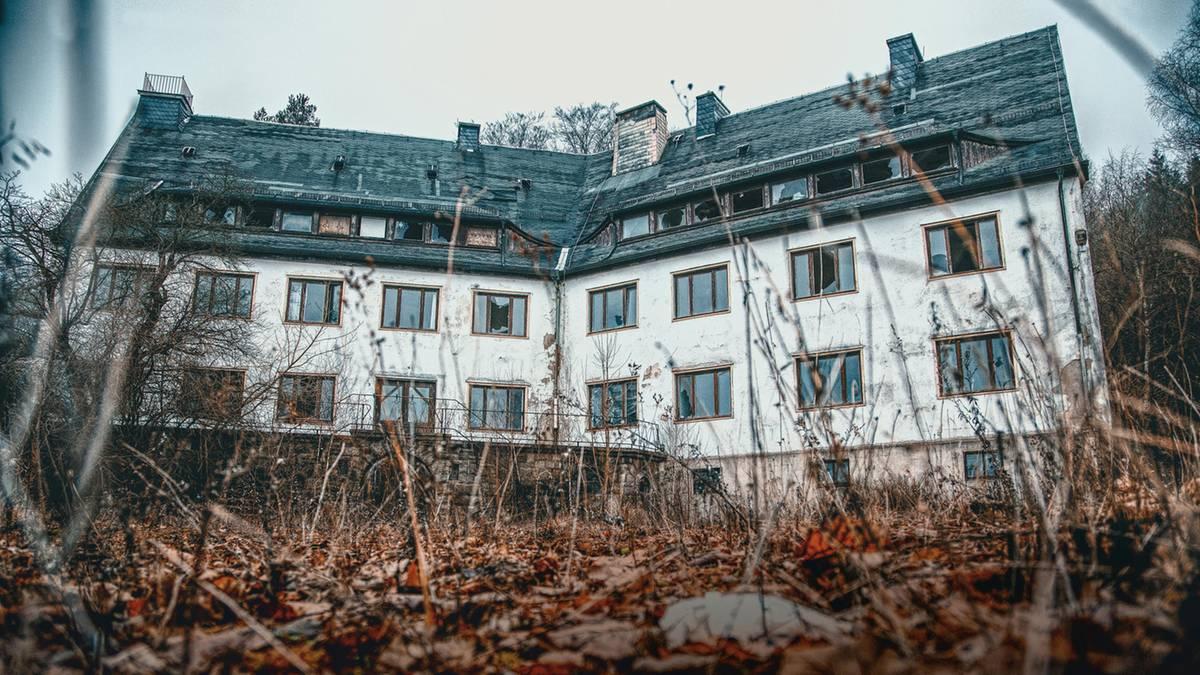 Verlassene Orte Thüringen