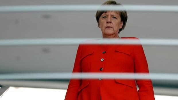 Angela Merkel hat im Irak besonders viele Facebook-Fans - aber warum?